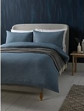 Croft Collection Euan Stripe Brushed Cotton Bedding