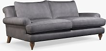 Croft Collection Findon Grand 4 Seater Leather