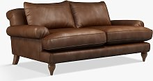 Croft Collection Findon Large 3 Seater Leather