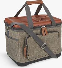Croft Collection Foldable Picnic Cooler Bag,