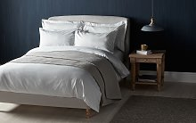 Croft Collection Herringbone Stripe Bedding, Slate