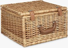 Croft Collection Luxury Filled Wicker Picnic