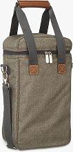 Croft Collection Wine Bottle Cooler Bag