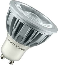Crompton Lamps LED GU10 Spotlight 5W Dimmable (50W