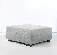 Cronin Footstool Brayden Studio Upholstery: Grey