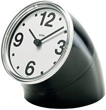 Cronotime Desk clock by Alessi Black