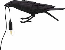 Crow Desk Lamp - Bird Table Lamp, Movable Bedside