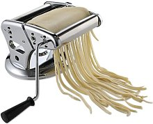 Crowle Pasta Maker with Aluminium Cutting Rollers