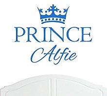 Crown Prince Alfie Regular Wall Sticker / Vinyl
