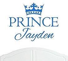 Crown Prince Jayden Regular Wall Sticker / Vinyl
