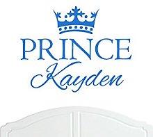 Crown Prince Kayden Regular Wall Sticker / Vinyl