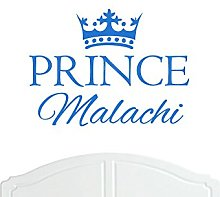 Crown Prince Malachi Regular Wall Sticker / Vinyl