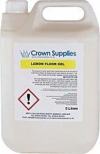 Crown Supplies Professional Lemon Floor Gel
