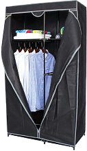 Croxton 45cm Wide Portable Wardrobe Rebrilliant