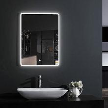 Croydex Hang N Lock Chilcombe Bathroom Mirror