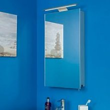 Croydex Jefferson Mirror Cabinet 700x400mm