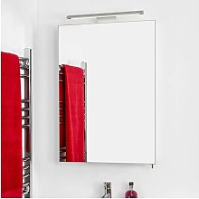Croydex Madison Bathroom Illuminated Mirror