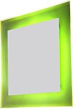 Croydex Oakley Hang N Lock LED Illuminated Mirror