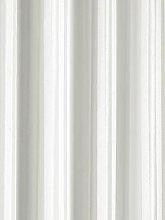 Croydex Plain Textile Shower Curtain &Ndash; White