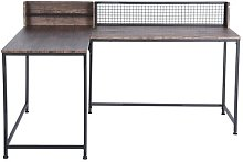 Croyle L-Shape Desk Williston Forge