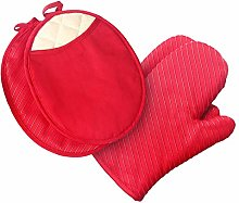 Crucible Cookware Pot Holders and Oven Mitts