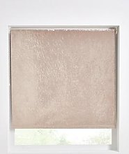 Crushed Velvet Blackout Roller Blind