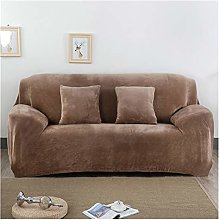 Crushed Velvet Sofa Cover for 1/2/3/4 Seater