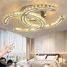 Crystal Ceiling Light LED Ceiling Lamp Modern