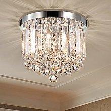 Crystal Chandelier Ceiling Lights, Mini Sputnik