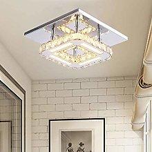 Crystal Chandelier Lighting, LED Modern Ceiling
