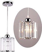 Crystal Chandelier Mini Pendant Lighting Fixture