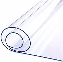 Crystal Clear PVC Tablecloth Protector 2mm