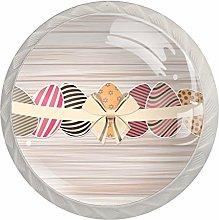 Crystal Glass Cabinet Dresser Knobs Drawer Knobs