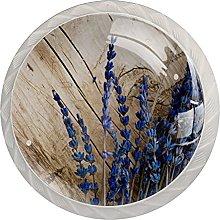 Crystal Glass Cabinet Knobs Drawer Dresser