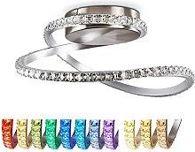 Crystal LED Ceiling Light, 24W Modern Crystal RGB
