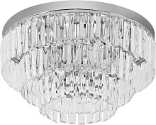 Crystal Light Ceiling Lamp Living Room Chandelier
