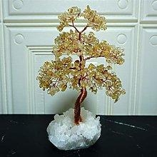 Crystal Money Tree Top Plaza Crystals Copper Money
