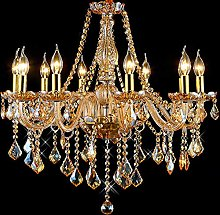 Crystal Palace 8012 Crystal Chandelier, 10 Lights