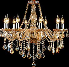 Crystal Palace 8012 Crystal Chandelier, 6 Lights