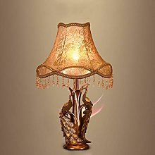 Crystal salt lamp Bedside Nightstand Table Lamp