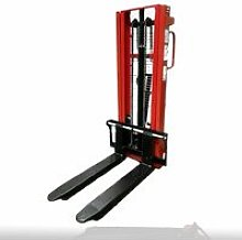 Crytec 2.5 Metre Manual Pallet Reach Stacker Truck