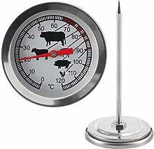CS Kochsysteme 69889 BRÜHL Barbecue Thermometer Se