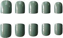 CSCH False Nails24 Pieces/Set Gradient Color