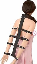 Cshh CSHClock Adjustable Restraint Straps Leather