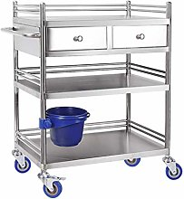 CSS Trolley-Medical Equipment Trolley with Brake