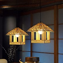 CSSYKV 2 Lamps Chinese Creative Small House