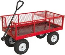 CST806 450kg Capacity Platform Truck with Sides &