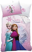 CTI Disney Frozen Toddler Bedding Set, 100 x 135