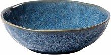 CTO Bowl Ceramic Bowl Ceramic Bowl Dark Blue