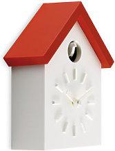 Cu-Clock Wall clock by Magis Orange